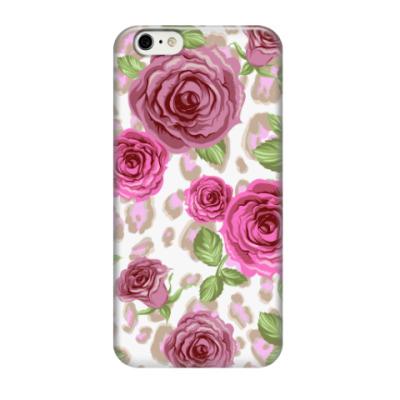 Чехол для iPhone 6/6s Розы