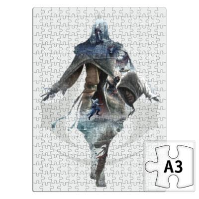 Пазл Assassin's Creed