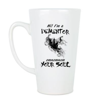 Чашка Латте Дементор