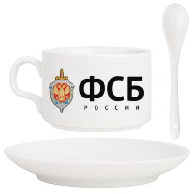 Кофейный набор ФСБ России