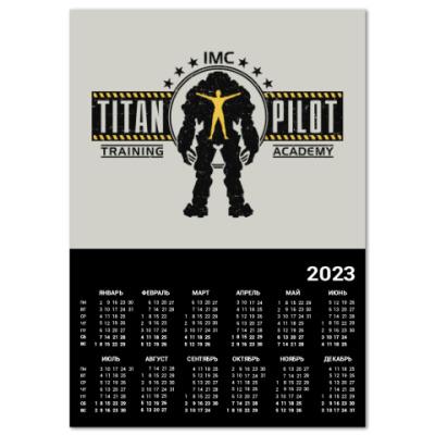 Календарь Battlefield Titan Pilot