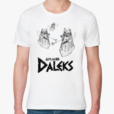 Футболка из органик-хлопка Asylum of the Daleks