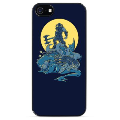 Чехол для iPhone Skyrim