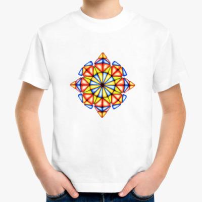 Детская футболка Калейдоскоп Май