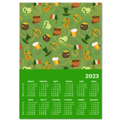 Календарь День св.Патрика