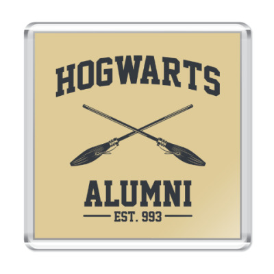 Магнит Hogwarts Alumni