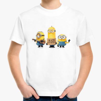 Детская футболка Minion