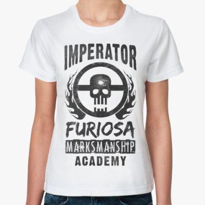 Классическая футболка Furiosa Marksmanship Academy