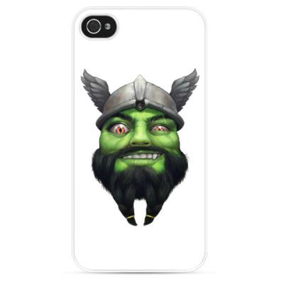 Чехол для iPhone Викинг