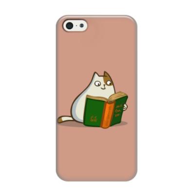 Чехол для iPhone 5/5s Пятничный Котик №19