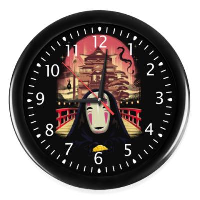 Часы Унесенные призраками Миядзаки