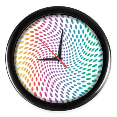 Настенные часы Часы (черные стр-ки)