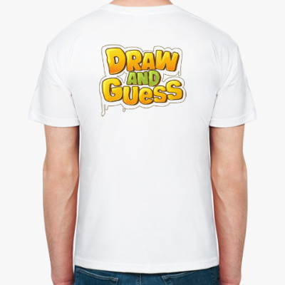 Draw and Guess с крокодилом