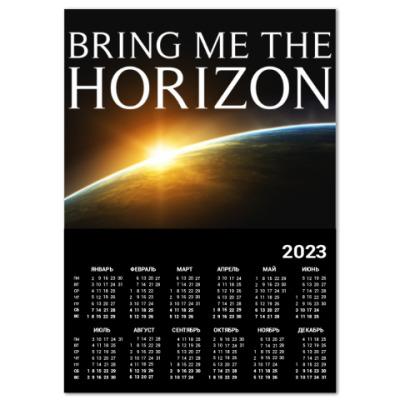 Календарь Bring Me The Horizon