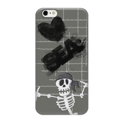 Чехол для iPhone 6/6s Sea
