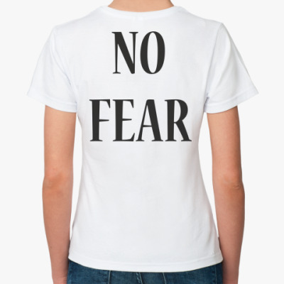 Классическая футболка NO FEAR [MADONNA]