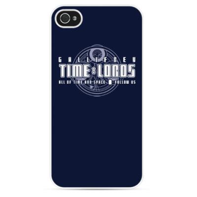 Чехол для iPhone Gallifrey Time Lords