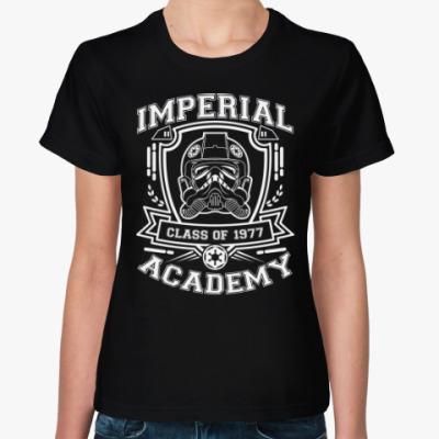 Женская футболка Imperial Academy