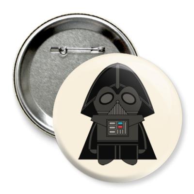 Значок 75мм Star Wars: Darth Vader