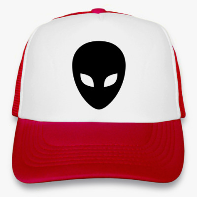 Кепка-тракер маска