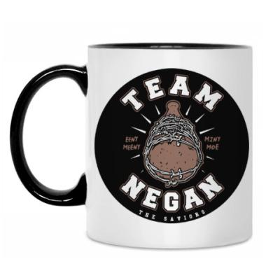Кружка Walking Dead Team Negan