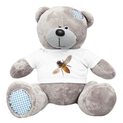 Плюшевый мишка Тедди Пчела / Bee