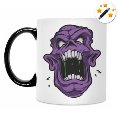 Кружка-хамелеон Zombie, Зомби