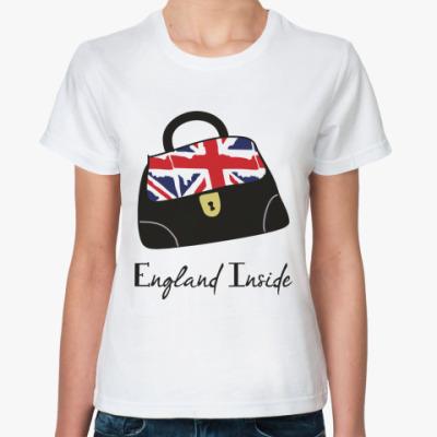 Классическая футболка 'Саквояж'