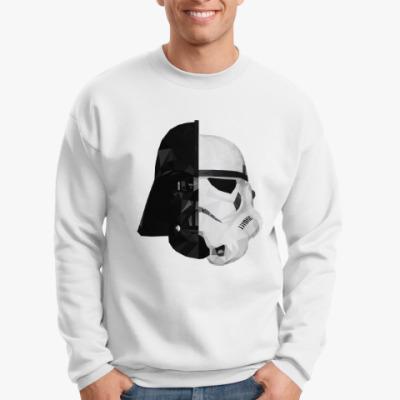 Свитшот Star Wars: Вейдер и Штурмовик