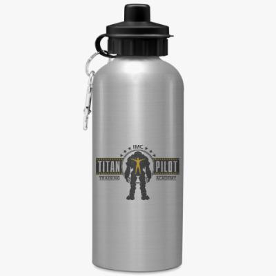 Спортивная бутылка/фляжка Battlefield Titan Pilot
