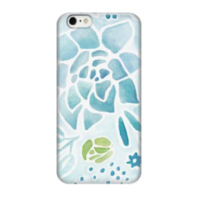 Чехол для iPhone 6/6s Ботаника
