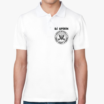 Рубашка поло Dj Spirin