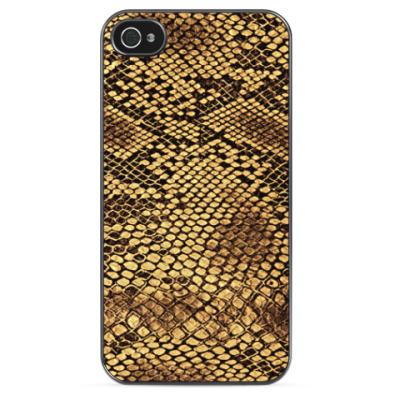 Чехол для iPhone 'Змея'