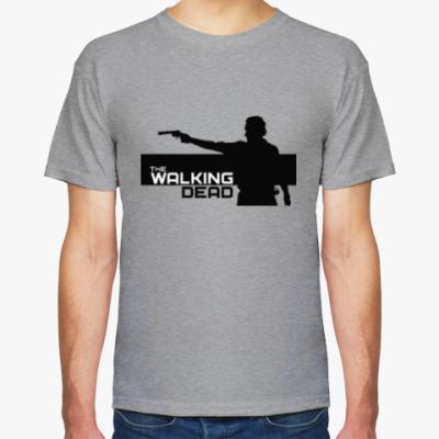 Футболка The walking dead Rick