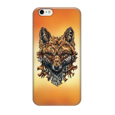 Чехол для iPhone 6/6s Mechanical Fox