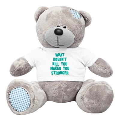Плюшевый мишка Тедди What Doesn't Kill You
