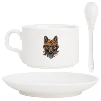 Кофейный набор Mechanical Fox
