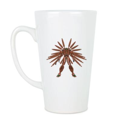 Чашка Латте Робот