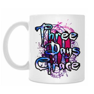 Кружка Three Days Grace