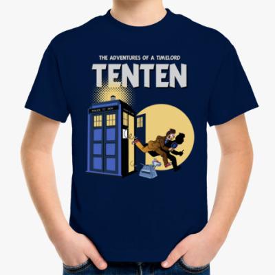 Детская футболка Десятый