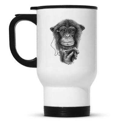 Кружка-термос Monkey