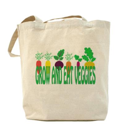 Сумка Ешьте овощи