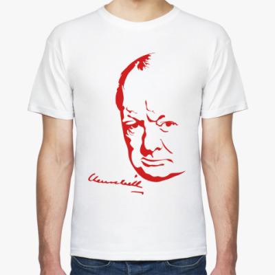Футболка Winston Churchill