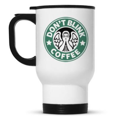 Кружка-термос Don't Blink Coffee