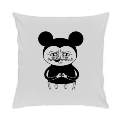 Подушка Bad Mickey Mouse