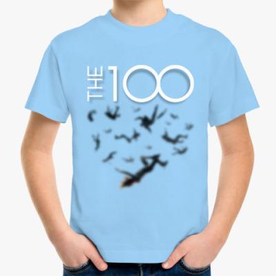 Детская футболка The 100