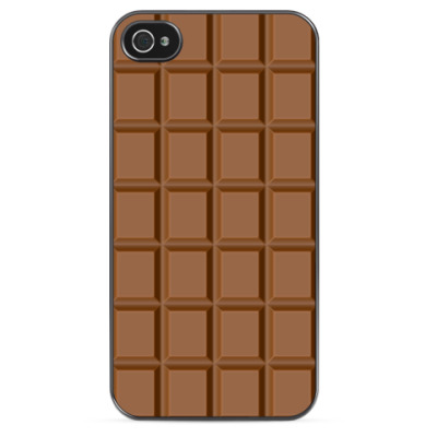 Чехол для iPhone Шоколад