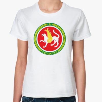 Классическая футболка Герб Татарстана