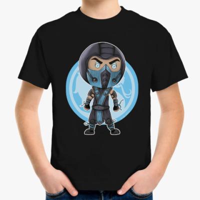 """Детская футболка Детская футболка """"Саб-зиро"""""""