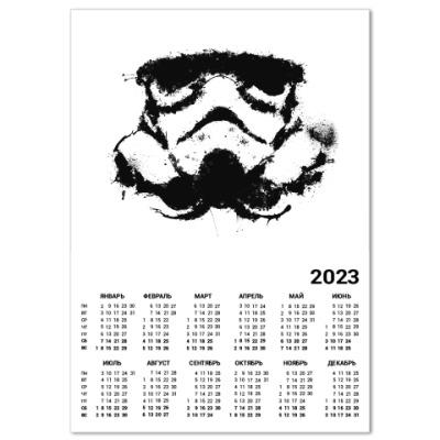 Календарь Star Wars: Штурмовик